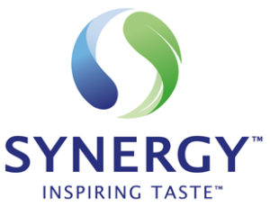 Synergy logo.